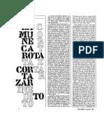 Cortázar - La Muñeca Rota