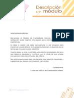 Descripcion Del Modulo Contabilidad 2015