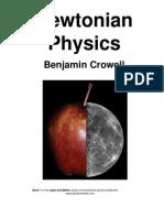 Newtonian Physics- Benjamin Crowell