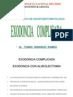 EXODONCIA_COMPLICADA.ppt