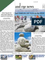 Island Eye News - July 17, 2015 | Sea Turtle | Volleyball