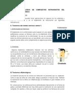 Farmacología Clínica de Compuestos Antagonistas Del Receptor Muscarínico