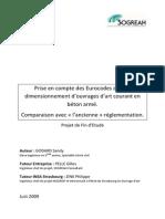 Comparatif Charges Eurocode Fascicule
