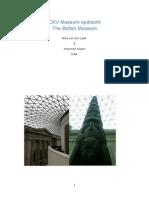 ckv museum opdracht british museum helemaal af