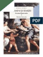 Oameni Si Semizei Vol1 [v1.0]