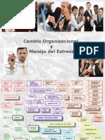 Disertacion CO, Cambio Organizacional y Manejo Dele Stress