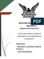 Quimica Final