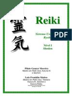 Apostila de Reiki
