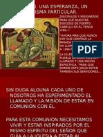 Presentacion Dpto. de Catequesis y Secretariado..