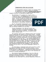 Anthropological Fieldwork in the USSR