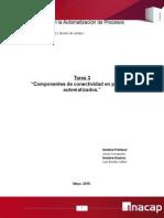 Componentes de conectividad