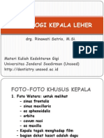 Radiologi Kepala Dan Leher