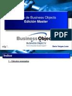 Curso de Business Objects