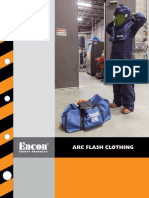 Arc Flash Full Line Catalog 2014