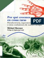 Shermer Michael - Por Que Creemos en Cosas Raras