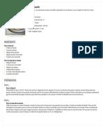 Fraisier Mascarpone, Citron Vert Et Basilic - 750 Grammes