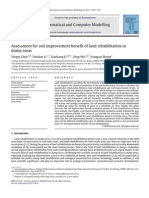 Assessment for soil improvement benefit of land rehabilitation in dump areas.pdf