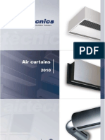 Air Curtain Airtecnics Air Curtains Catalog