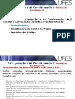 RAC I - 2015-1 (Revisão de Fundamentos)