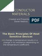 25. Semiconductor Materials