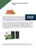Alojamiento Web, Alojamiento WordPress, Joomla!, PrestaShop Y Muchos Mas