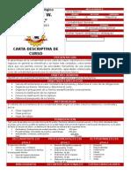 Carta Descriptiva Contabilidad 1ero. Básico