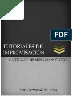 Capítulo 3 - Desarrollo Motívico