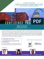 Ell Conference Program