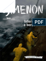 Inferno a Bordo - Georges Simenon