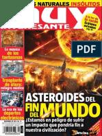 Muy Interesante México - Asteroides Del Fin Del Mundo Diciembre 2014