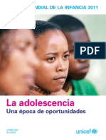 (9)Estado Mundial Infancia 2011