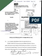 In re Elevator Antitrust Litigation - Document No. 80