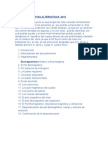 Curso de Terapias Alternativas 2014