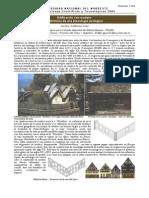 Edificación Con Madera (Prehistoria)