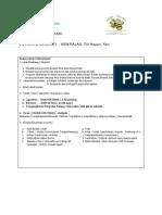 Maklumat Program Asas Kawad Kaki