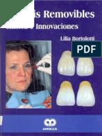 Prótesis Removible - Lilia Bortolotti