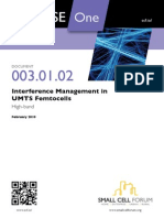 003-Interference Management in UMTS Femtocells High-band