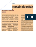 Upstream—16.6.15—PTT Proposal for State Stakes at Key Thai Fields