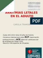 CLASE 19 Arritmias Letales