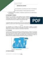 FIQT - Labo FisicoQuimica 1 - N°4 - Densidad de Liquidos