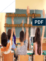 action research report ii