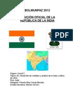 MODELO DE POSICIÓN OFICIAL