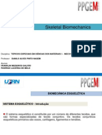 Apresentacao Skeletal Biomechanics