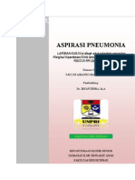 Aspirasi Pneumonia III