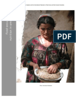 Food and Nutrition in Emergency