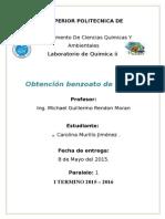 3 Lab Quimica II