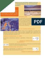 Similitud Hidráulica de Sistemas Hidrológicos Altoandinos y Transferencia de Información Hidrometeorológica