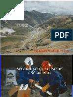 Seguridad en El Uso de Explosivos en Mineria