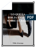 La Biblia y El Baile Por Willie Alvarenga