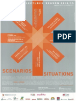 PAM Public Lecture Flyer